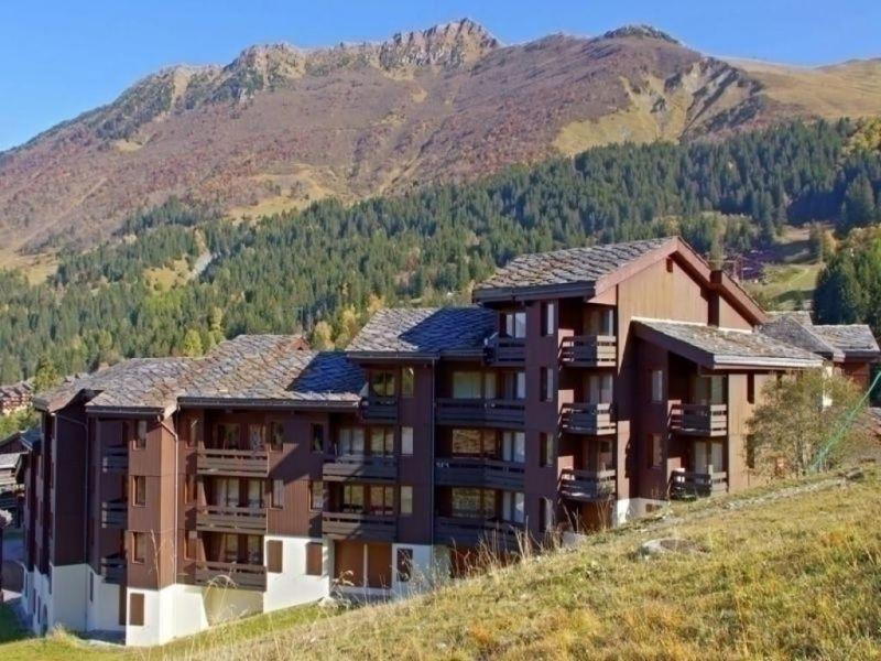 Vue extérieure de la location Location Appartement 117140 Valmorel