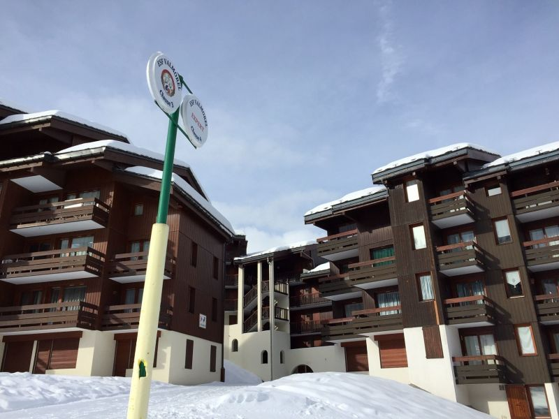 Vue à proximité Location Appartement 117140 Valmorel
