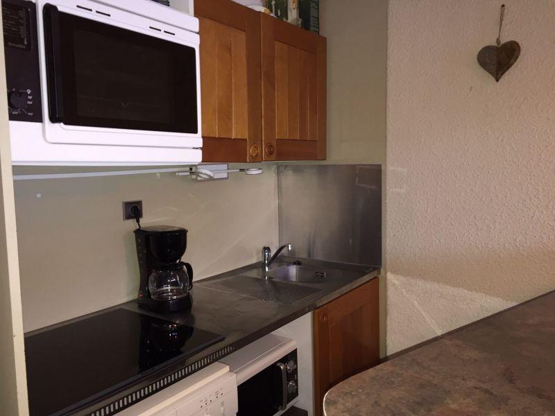 Cuisine d'été Location Appartement 117140 Valmorel