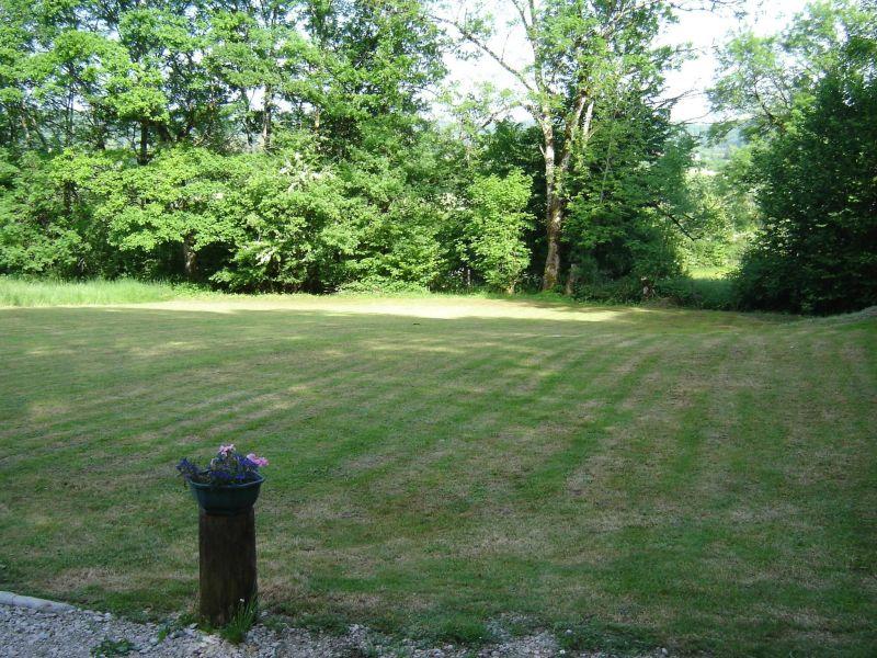 Jardin Location Chalet 117172