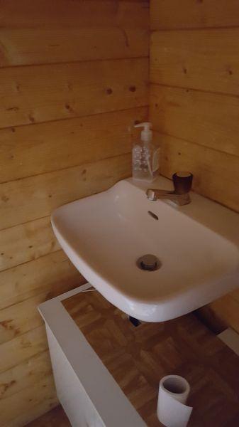 WC séparé Location Chalet 117172