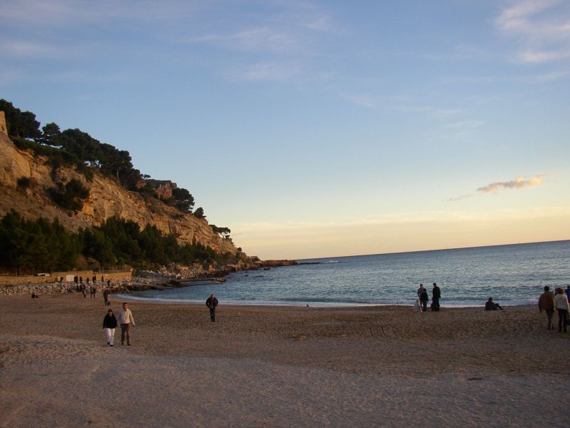 Plage Location Appartement 118046 Cassis