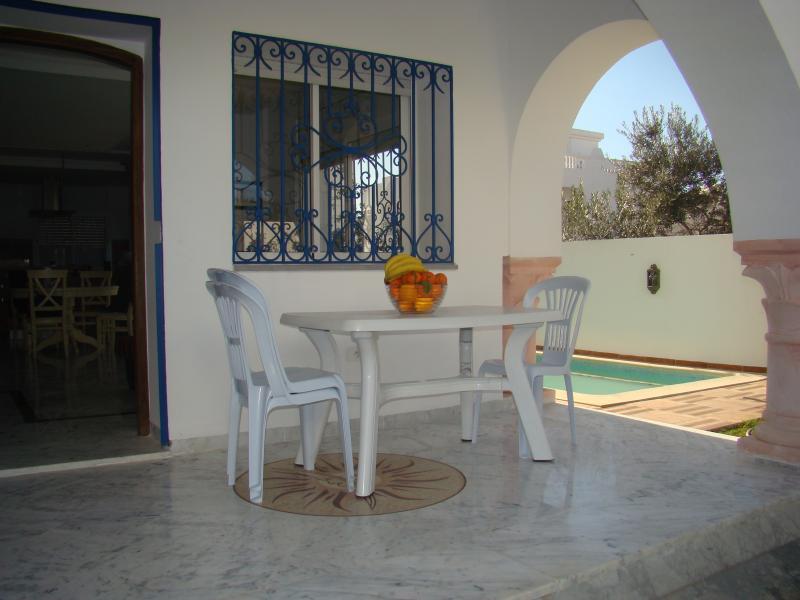 Entrée Location Villa 64711 Hammamet