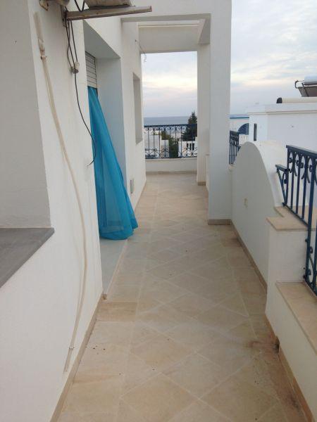 Vue de la terrasse Location Villa 64711 Hammamet