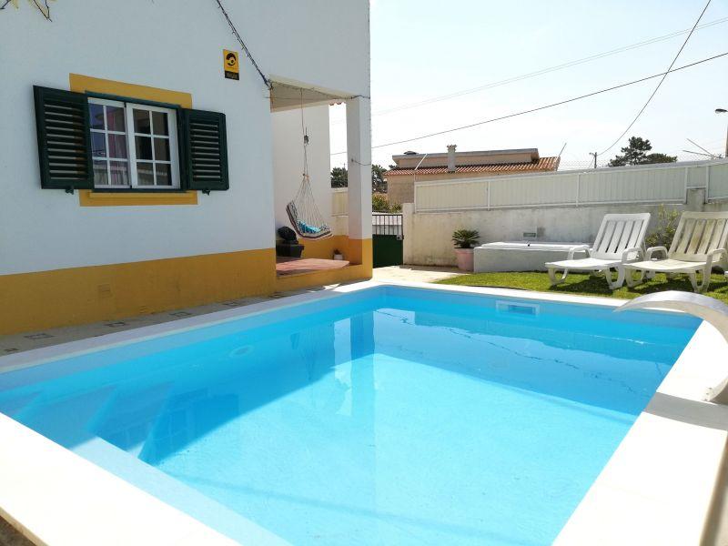 Vue de la terrasse Location Villa 65732 Lisbonne
