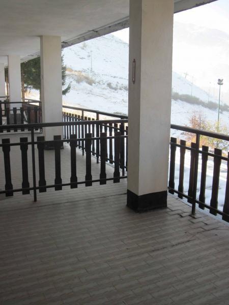 Vue de la terrasse Location Appartement 66253 Prato Nevoso
