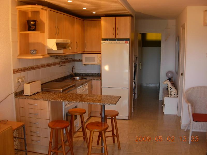 Cuisine américaine Location Appartement 66831 Salou