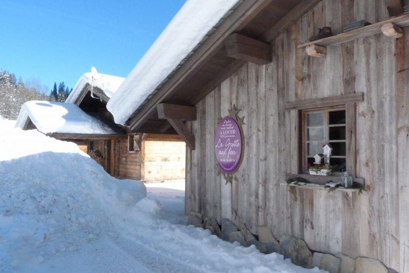 Vue extérieure de la location Location Chalet 67065 Morzine