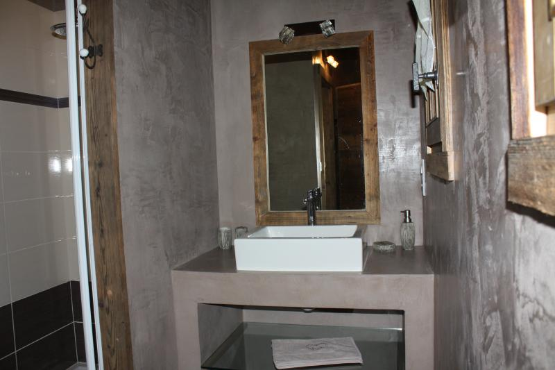 salle de bain 1 Location Chalet 67065 Morzine