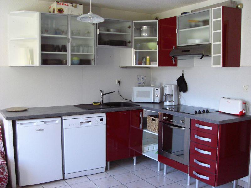 Coin cuisine Location Appartement 67502 Briançon