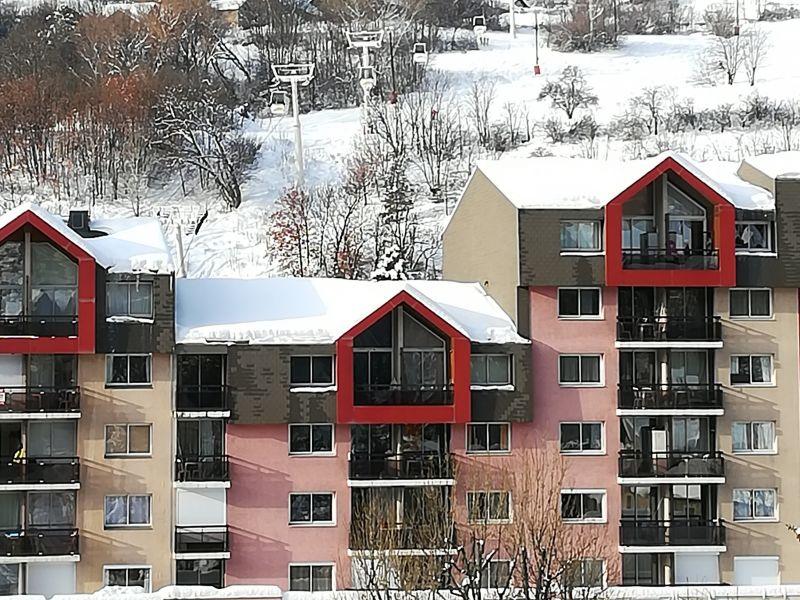 Vue extérieure de la location Location Appartement 67502 Briançon