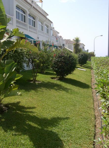 Jardin Location Appartement 67674 Torrox