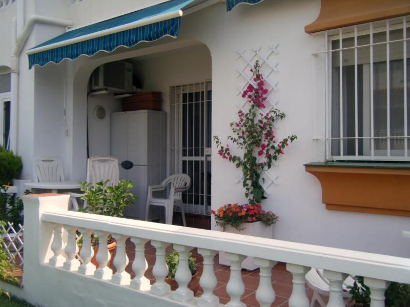 Vue de la terrasse Location Appartement 67674 Torrox