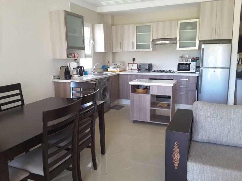 Cuisine américaine Location Appartement 68882 Asilah