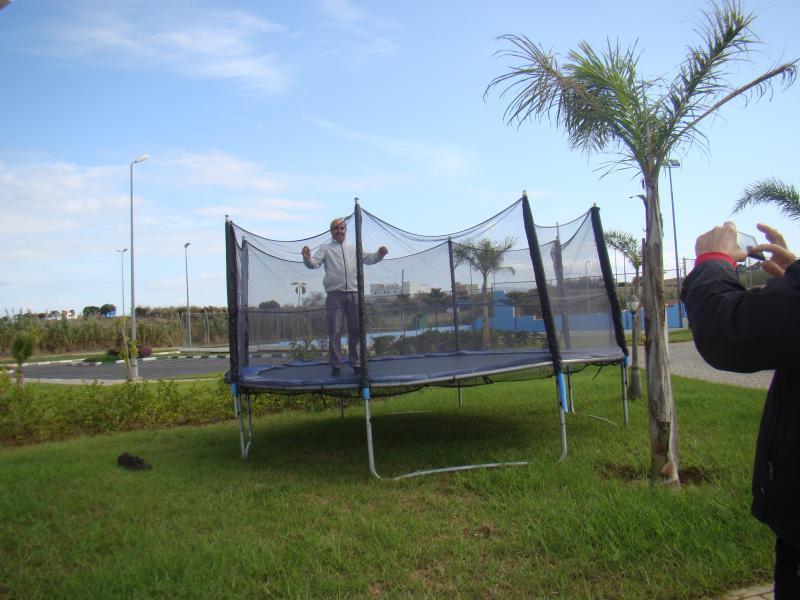 Jardin Location Appartement 68882 Asilah