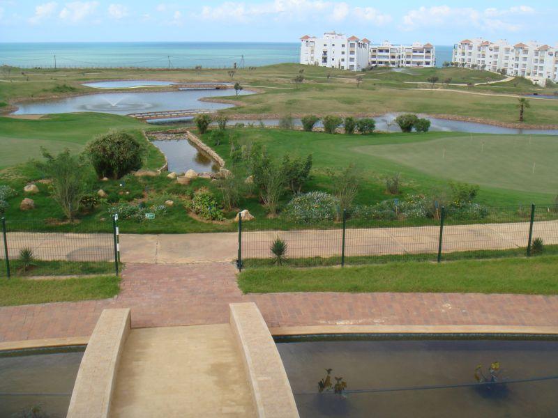 Vue depuis la location Location Appartement 68882 Asilah