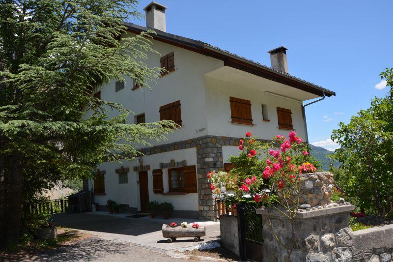 Entrée Location Appartement 69139 Auron - Saint Etienne de Tinée