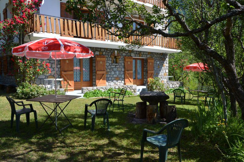 Jardin Location Appartement 69139 Auron - Saint Etienne de Tinée