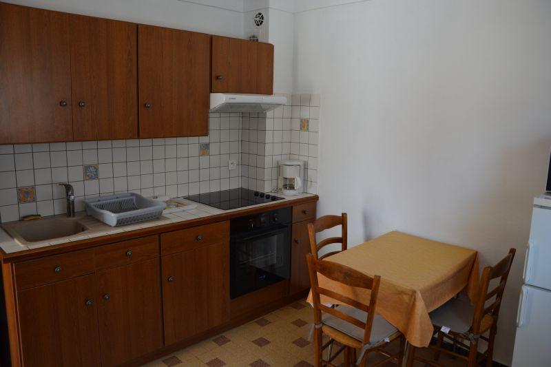 Cuisine indépendante Location Appartement 69139 Auron - Saint Etienne de Tinée