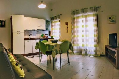 Cuisine indépendante Location Appartement 69495 Castellammare del Golfo