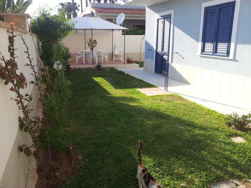Jardin Location Appartement 70385 Noto