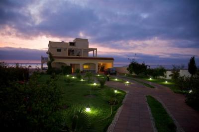 Vue extérieure de la location Location Villa 72568 Oualidia