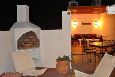 Terrasse Location Maison 74105 Essaouira
