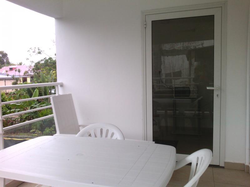 Terrasse Location Studio 74882 Port Louis