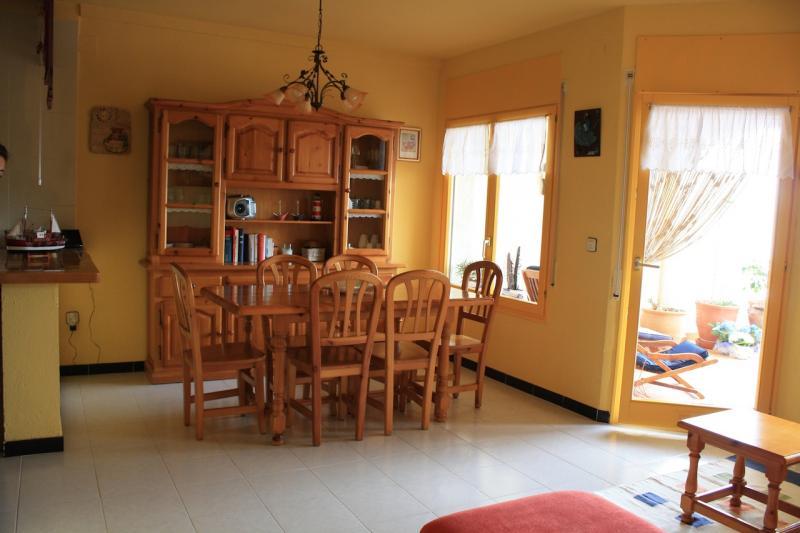 Salle à manger Location Appartement 75557 Llança