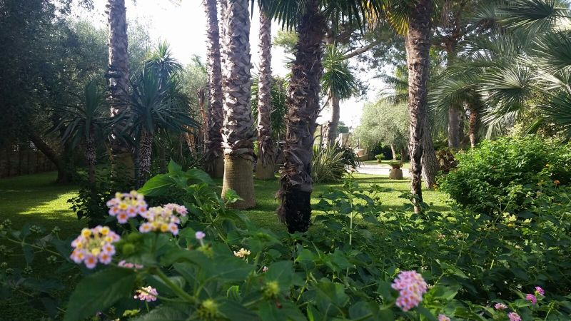 Jardin Location Villa 76368 Nardò