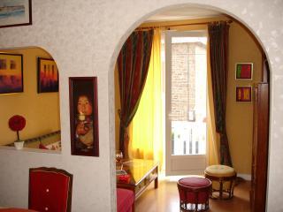 Salon Location Appartement 76697 Saint Malo