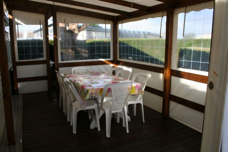 Terrasse Location Mobil-home 80685 Les Mathes