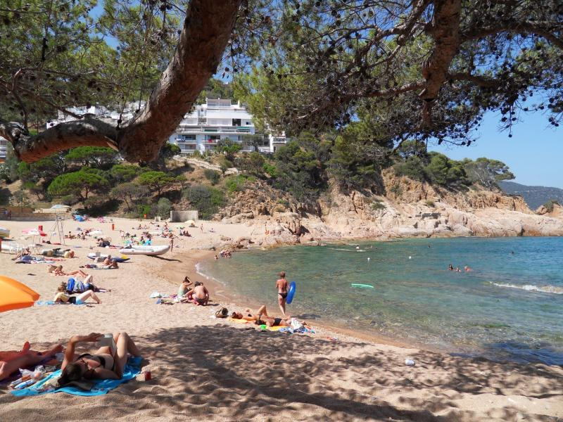 Plage Location Appartement 81181 Tossa de Mar