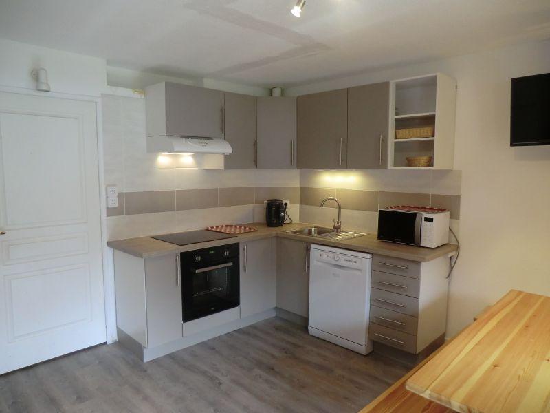 Coin cuisine Location Appartement 81632 Risoul 1850