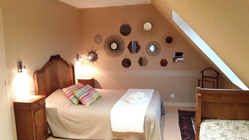 chambre 1 Location Villa 82006 Roscoff