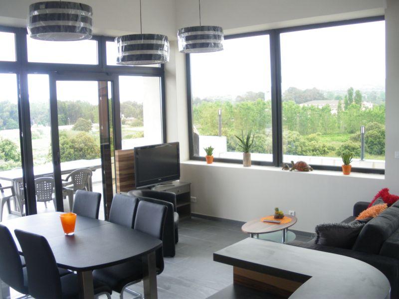 Séjour Location Appartement 86904 Algajola
