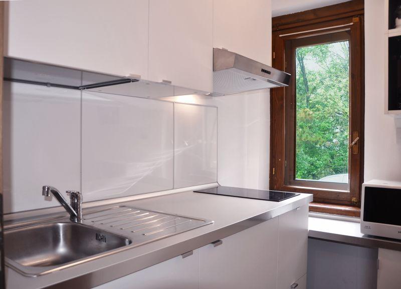 Cuisine indépendante Location Appartement 91663 Sauze d'Oulx