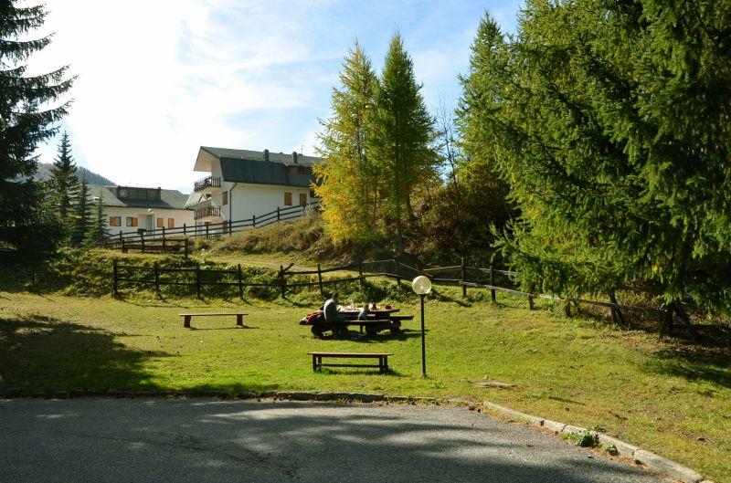 Jardin Location Appartement 91663 Sauze d'Oulx