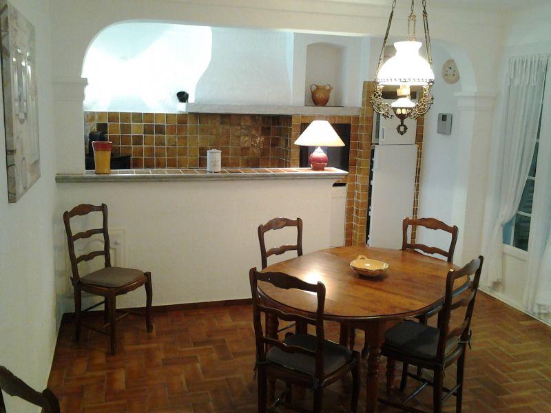 Salle à manger Location Appartement 93434 Saint Tropez