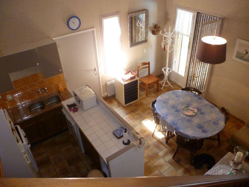 Salle à manger Location Maison 93624 Gréoux Les Bains