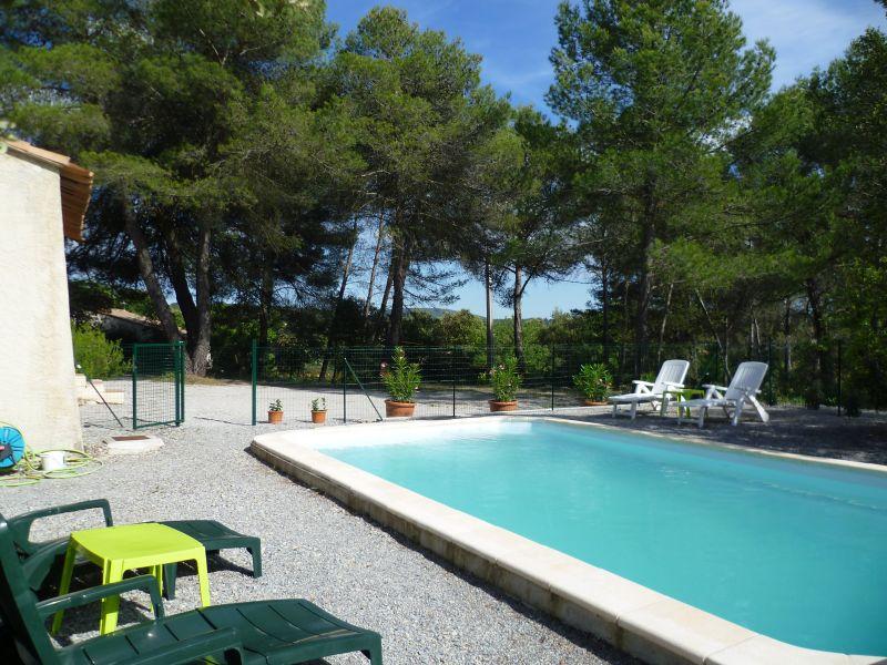 Jardin Location Maison 93624 Gréoux Les Bains