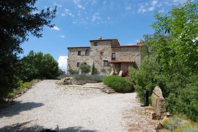 Entr�e Location Villa 93922 Pomarance