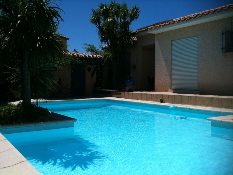 Piscine Location Villa 94572 Canet-en-Roussillon