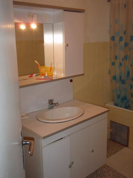 salle de bain Location Appartement 96150 Le Touquet