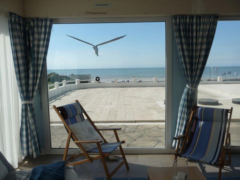 Vue depuis la location Location Appartement 96150 Le Touquet