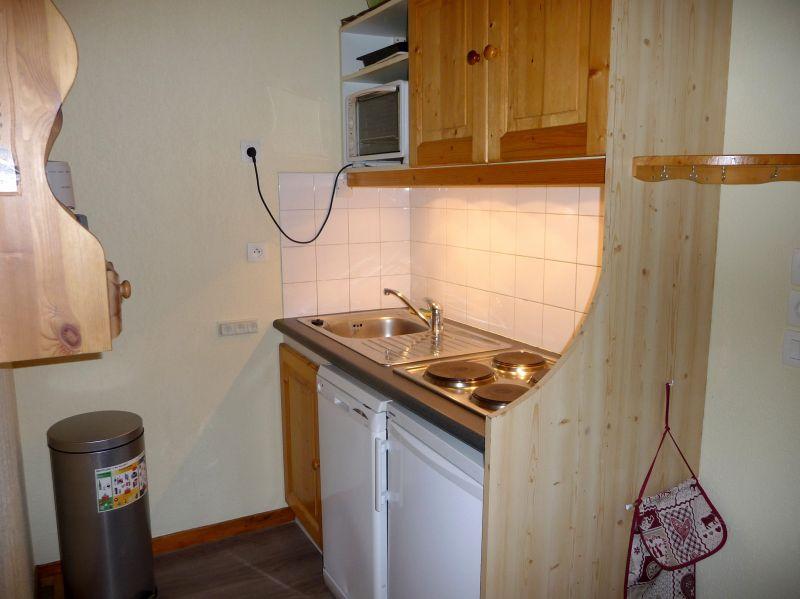 Coin cuisine Location Appartement 96358 Les Menuires