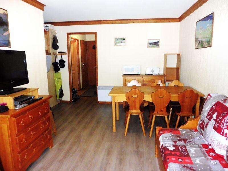 Séjour Location Appartement 96358 Les Menuires
