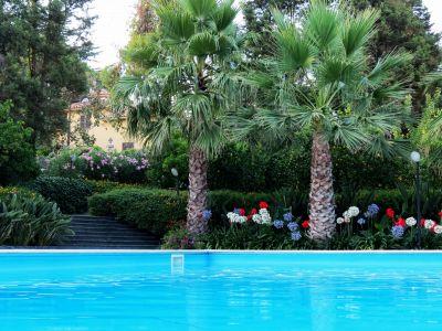 Piscine Location Villa 100095 Taormine