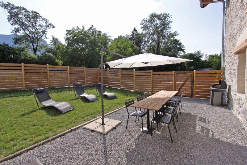 Jardin Location Appartement 101917 Annecy