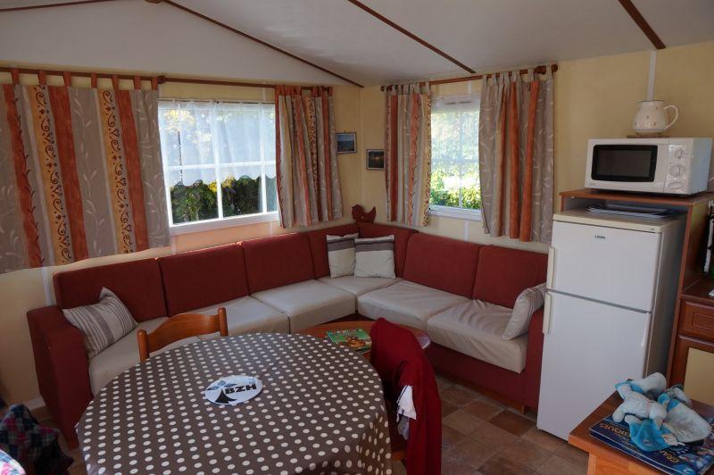 Salon Location Mobil-home 102239 Cancale